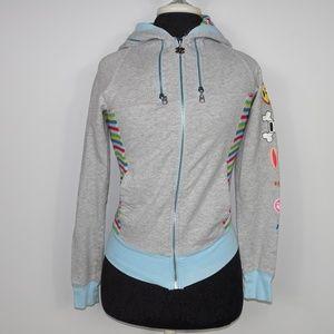 Paul Frank Hoodie Jacket Full Zip